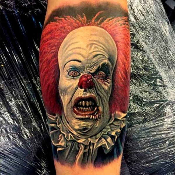 Pennywise-Tattoo-10-Steve Butcher