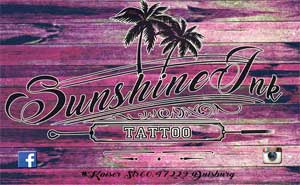 Sunshine Ink – Duisburg – VSK