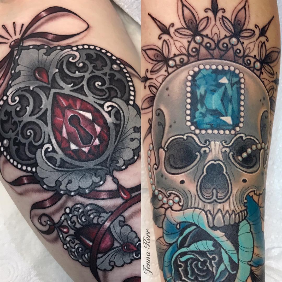 Tattoo-Idea-Jenna-Kerr-Diamond-06