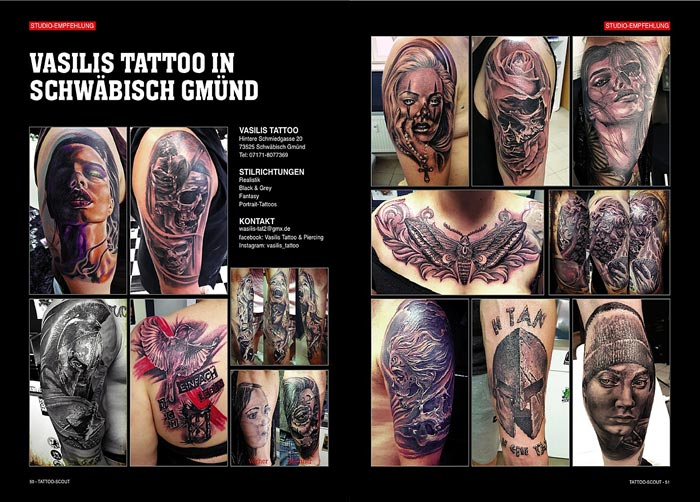 Vom Cover Up Boom Profitieren Tattoo Spirit