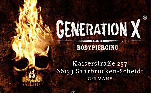 Generation X – Saarbrücken – VSK