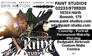 Paint Studios Huerth – VSK