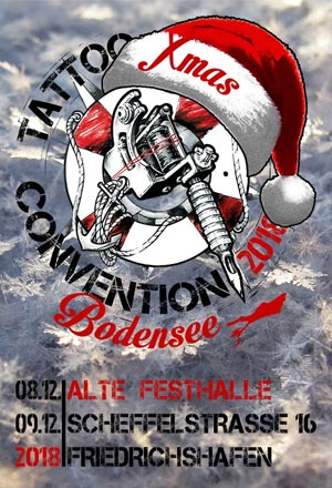 X-Mas Convention Bodensee 2018