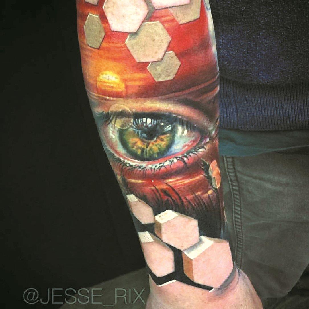 Jesse Rix USA18