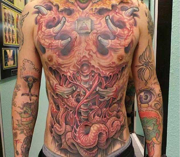 Biomechanik Part 02 Tattoo Spirit