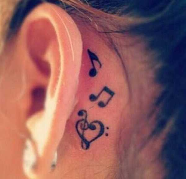 hier gibts  hinter die ohren tattoo spirit